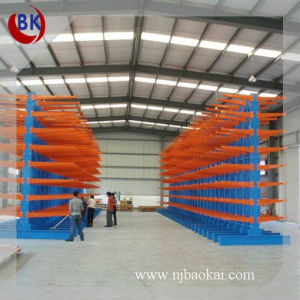 Cantilever Racks Storage Systems at Nanjing Baokai Storage Solutions