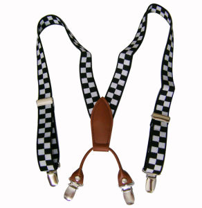 Fashion Suspenders 2.5*100cm