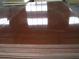 Phenolic Paper Laminated Sheet pictures & photos