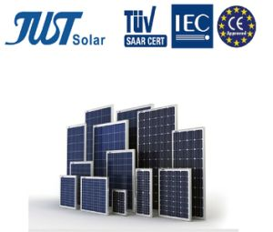 German Quality 130W Poly Solar Panel with Bottom Price pictures & photos