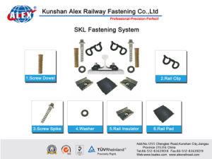Skl Rail Clips for Railway Fastening System (Skl1, Skl3, Skl12, Skl14) pictures & photos