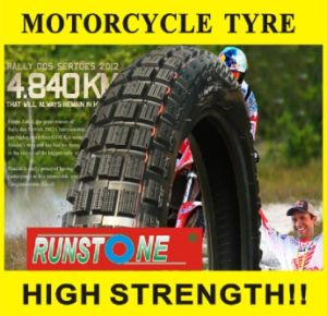 off Road Pattern Motorcycle Tyre/Motorcycle Tire 3.00-18 3.00-17 pictures & photos