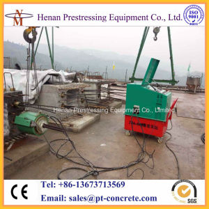 Post Tension and Prestressing Intelligent Tension Pump Station for Bridges pictures & photos