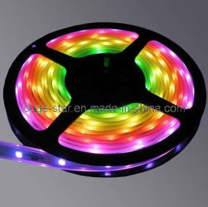 30PCS/M RGB 3528 LED Strip Light With 200ma Working Current and Waterproof IP67 (OGX-3528R-02K) (OGX-3528R-02K)