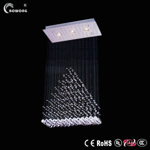 Clear Crystal Lamp, Crystal Clear Lamps (BH-ML050)