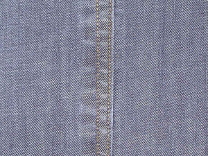 Cj080359-X 10oz Crosshatch Denim With Spandex