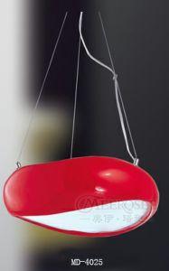 Elegant Modern Dining Table Lamp, Pendant Red Light Md4025
