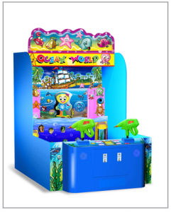 Game Machine Coin Machine Ocean World Video Game pictures & photos