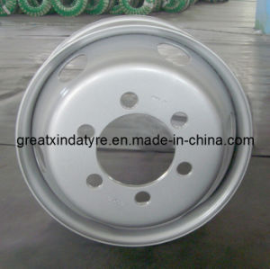 Truck Steel Wheel (19.5X6.75 19.5*6.75) pictures & photos