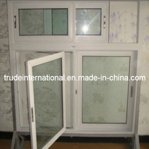 Heat Insulation Casement Aluminum Window/Double Glazed Aluminum Window pictures & photos