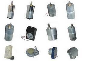 Gear Reduction Box High Torque DC Motor with Long Life pictures & photos
