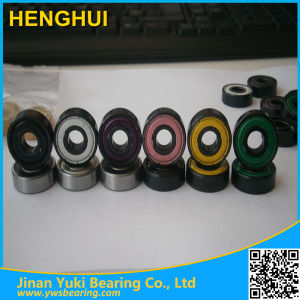 608 Color Sealed Bearing Deep Groove Ball Bearing pictures & photos