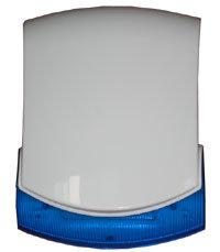 Wired Outdoor Siren 120dB with Strobe & Flash (ES-8004) pictures & photos