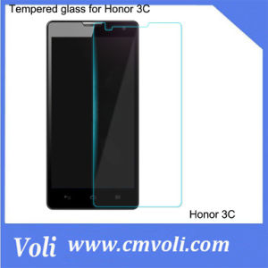 Tempered Glass Film Screen Protector for Huawei Honor 3c pictures & photos
