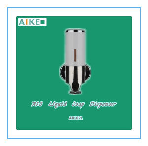 Manual Liquid Soap Dispenser (ABS, Single Tank, AK1021) pictures & photos