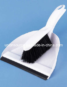 Plastic Brush/Plastic Dustpan/Dustpan Brush Set (15360) pictures & photos