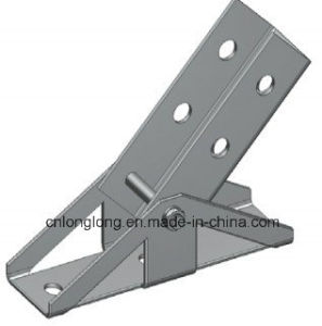 Ll-Se-07 High Zinc Coating Solar Frame Parts for PV pictures & photos