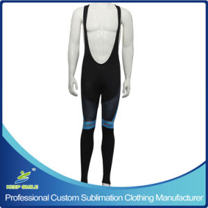 Custom Made Sublimation Printing Tight Cycling Bib Short pictures & photos