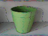 Biodegradable Flower Pot (BHY-9303)