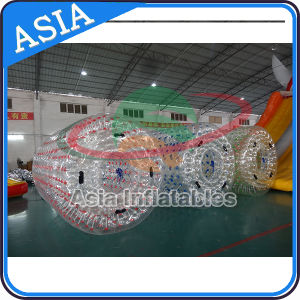 Transparent Inflatable Floating Water Roller Ball pictures & photos