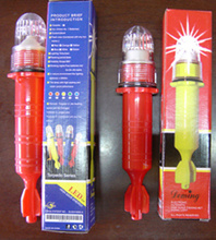 China Torpedo Light China Fishing Lights Fishnet Light