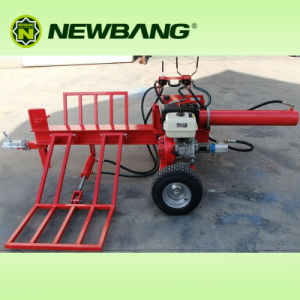 1050mm Log Splitter Gas 42ton (TS42T/1050H-G) pictures & photos