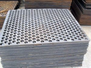 Perforated Metal Panel in 0.5mm to 4.0mm Thickness pictures & photos