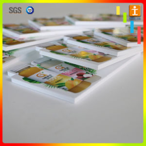 Customed Full Color Printing Sign PVC Board pictures & photos