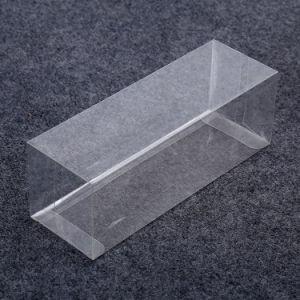 cheap clear PVC/PP/PET foldable box pictures & photos