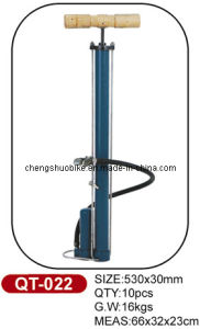 Traditional Style Bicycle Pump Qt-022 pictures & photos