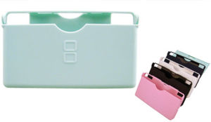 Crystal Case with Solid Color for NDS/NDSL/NDSI