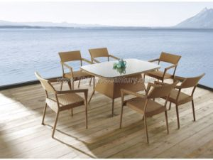 Outdoor /Rattan/ Garden/ Wicker/ Patio Chair Table (7120)