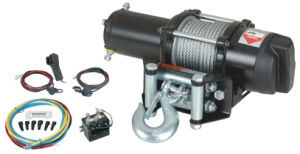 ATV Electric Winch with 4500lb Pulling Capacity (New Developed) pictures & photos