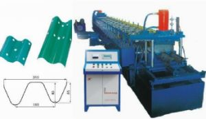 SB 310 Highway Guadrail Roll Forming Machine