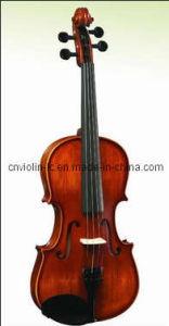Student Violin with Ebony Accessory (LCV012E)