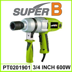 3/4 Inch Electric Impact Wrench; Electric Impact Wrench for Tire