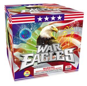16shots Ground Consumer Fireworks