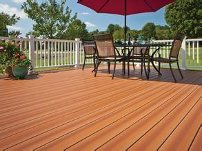 High Quality Composite Deck pictures & photos