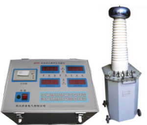 Box-Type AC High Voltage Test Set Oil Transformer (DTZY)