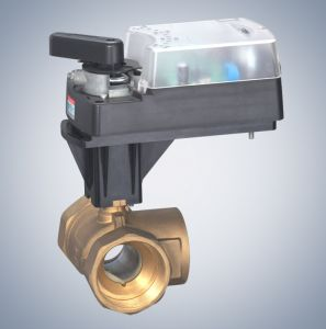 Air Damper Valve for Three Way pictures & photos