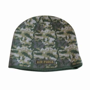 Knitted Camo Color Hat (OKM07-042) pictures & photos