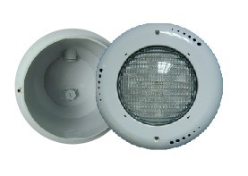 Plastic Underwater Lights for Swimming Pools (with niche) pictures & photos