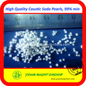 SGS Inspected Caustic Soda Pearls