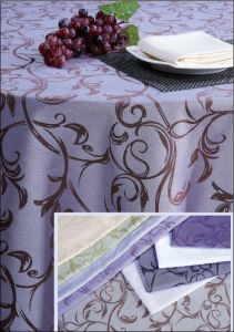 Printed Tablecloth (N000010023) pictures & photos
