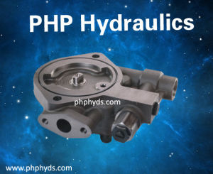 Gear Pump, Pilot Pump, Charge Pump for Komatsu PC220-3 Excavator Hydraulic Pump Hpv90 pictures & photos