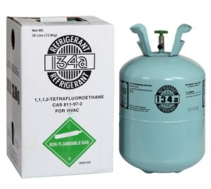 Environmental Protection Refrigerant Hfc-134A Freon pictures & photos