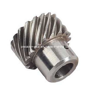Steel Helical Gear for Meat Mincer
