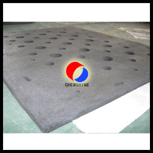 Rayon Based Rigidized Carbon/Graphite Fibre Board (40mm)