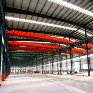 Light Pre Fabricated Steel Structure Warehouse Construction pictures & photos