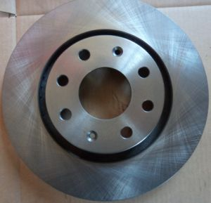 Ts16949 Certificate Approved Brake Rotors pictures & photos